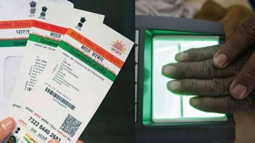 How to change Aadhar address without address proof